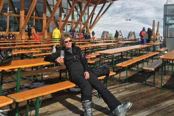 Недавно Ирина Ашерова и её супруг съездили на отдых в Австрию