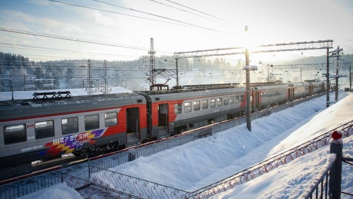 До Шерегеша вновь будет ездить туристический поезд. Рассказываем, сколько стоят билеты