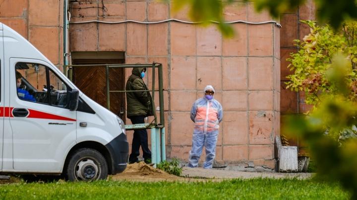 За последние сутки у 88 жителей Прикамья выявили коронавирус