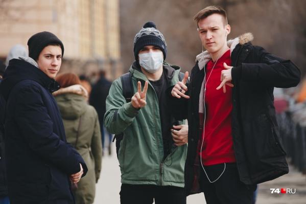Россиян призывают самоизолироваться, но не впадать в панику