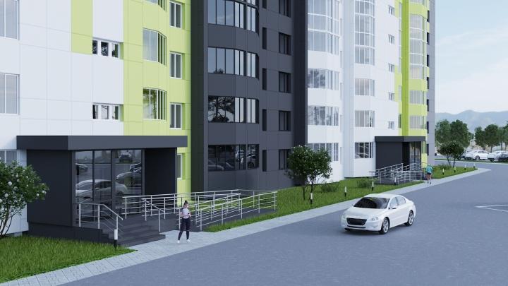 Что известно о новом ЖК VESNA, который строят рядом с центром