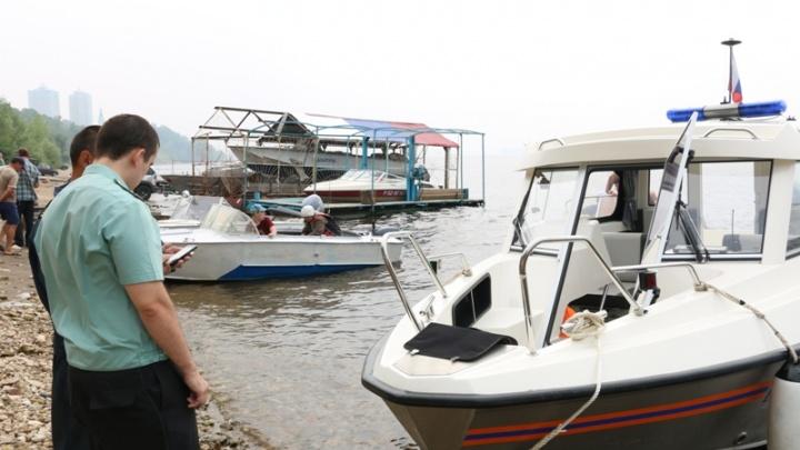 В Самарской области в реку Сок сбрасывали загрязненные сточные воды