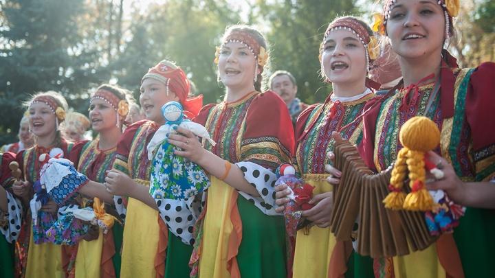 Путин перенёс проведение VI Всемирной фольклориады в Уфе на 2021 год