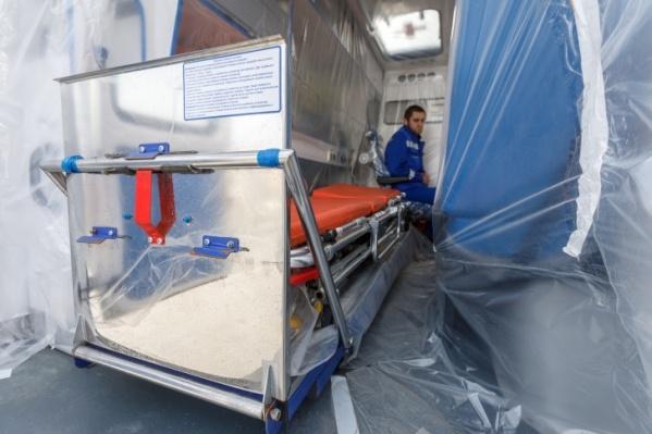 В Тюменской области коронавирусом заразились всего 1411 человек