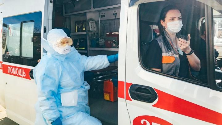 В Омской области за минувшие сутки умерли два человека с COVID-19