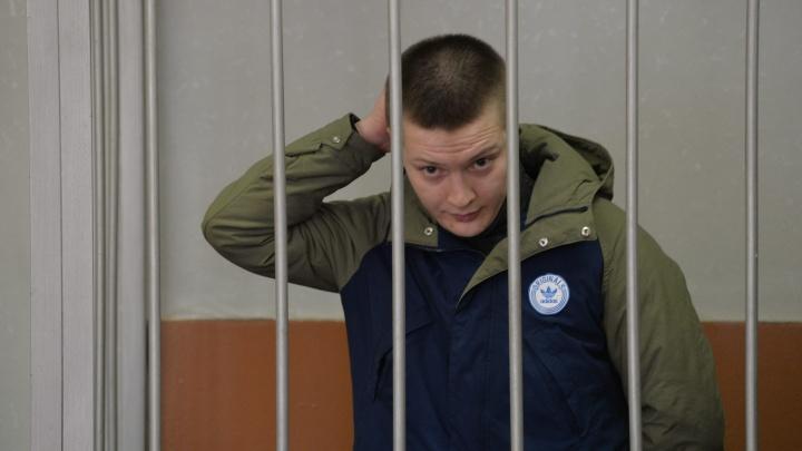 Игоря «Ты кому сигналишь, дядя?» Новоселова посадили на пять суток за хулиганство