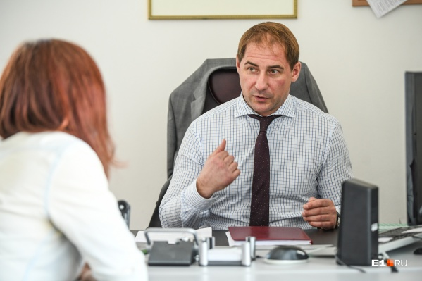 Константин Шевченко занимает пост руководителя департамента образования чуть больше недели, но у него есть свое видение, что можно изменить