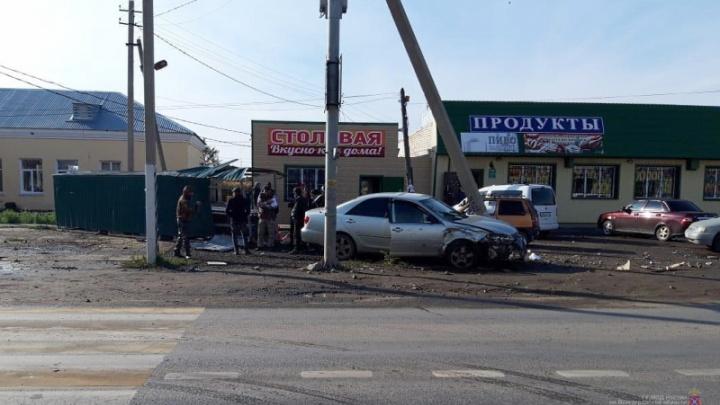 Грозит два года: под Волгоградом пошел под суд виновник ДТП с четырьмя пострадавшими женщинами