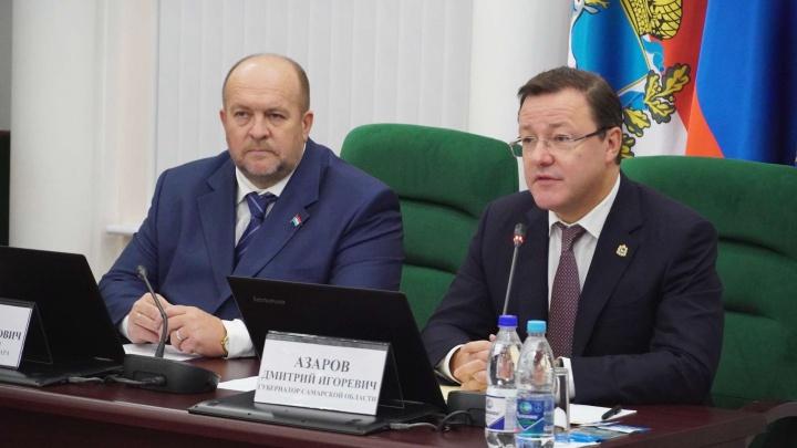 Депутаты предложили Азарову разрешить увеличение тарифов ЖКХ в Самаре на 6,7%