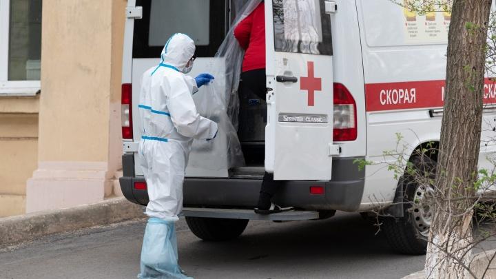 В Челябинской области продолжается рост числа заболевших коронавирусом. Скончался еще один пациент