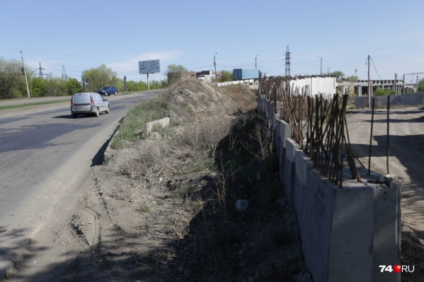 Открытия нового моста на Троицком тракте ждут с прошлого года
