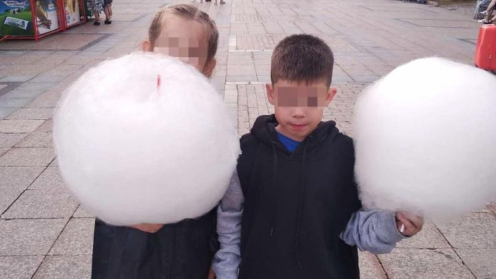В Тюмени нашли ребенка, пропавшего в центре города (он был не один)