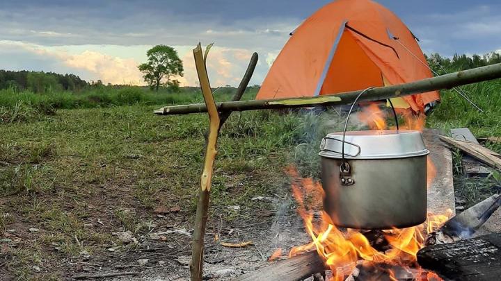 Дикарем с палаткой: проверенные места для отдыха в Волгоградской области, куда можно доехать на машине