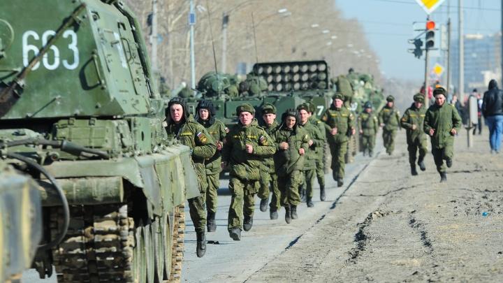 В 32-м военном городке Екатеринбурга произошла вспышка коронавируса