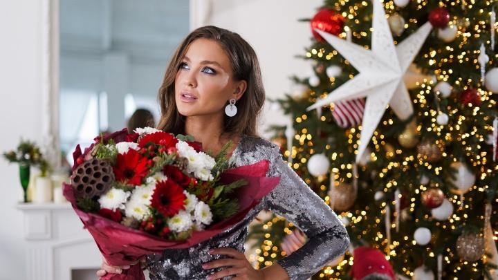 Сибирская роза на Новый год: как выглядит необычный цветок и сколько он стоит