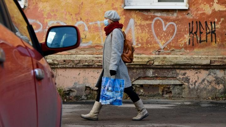 За сутки в Архангельской области выявили 334 случая COVID-19. Информация регионального оперштаба