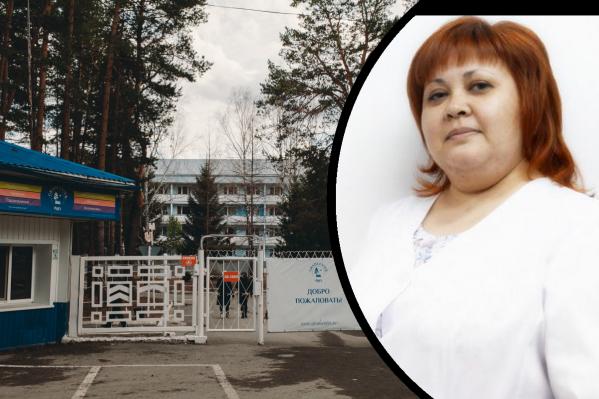 Марина Сафарова проработала в медицине 19 лет