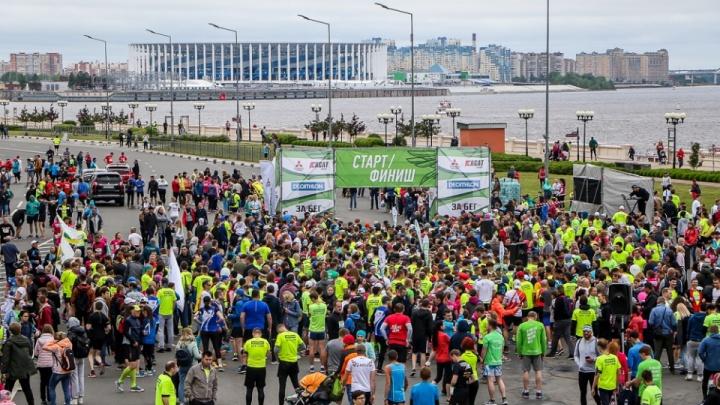 В Нижнем Новгороде перенесли благотворительный забег «Беги, герой»