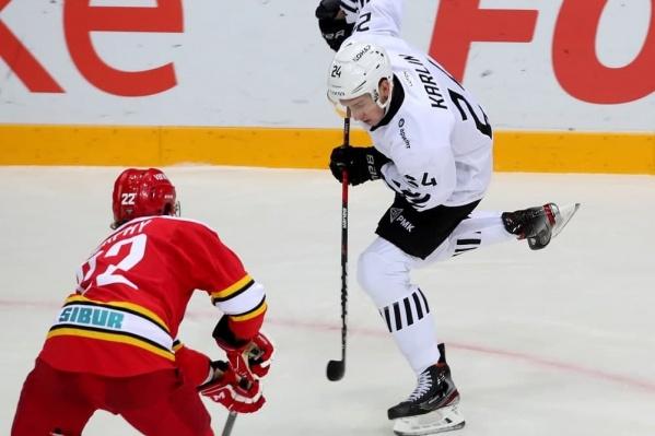 «Куньлунь Ред Стар» и «Трактор» дважды встречались в Челябинске, и обе игры остались за черно-белыми