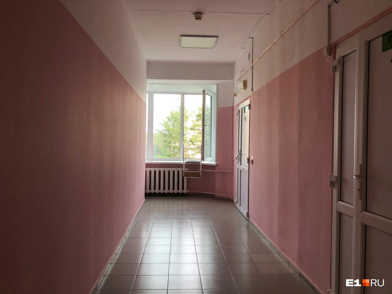 По словам пациентов, в госпитале все очень чисто