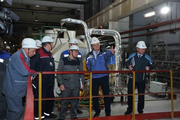 Плановый ремонт, включающий реакторную установку, на энергоблоке началсяв феврале 2020 года<br>