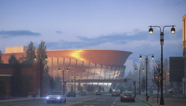 Проект новой сцены Пермского оперного театра подготовят до середины 2021 года