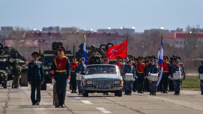 Стала известна дата проведения парада Победы в Самаре