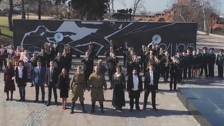 Спели хором онлайн: песня «День Победы» на языках всех народов Поволжья