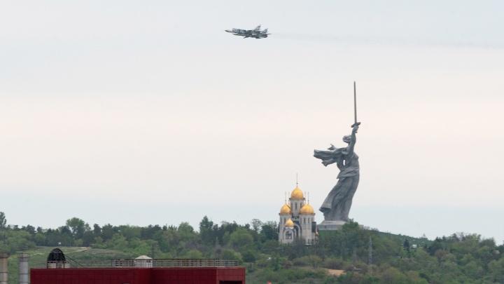 Парад в небе: кадры авиашоу в Волгограде, которое вы, возможно, пропустили