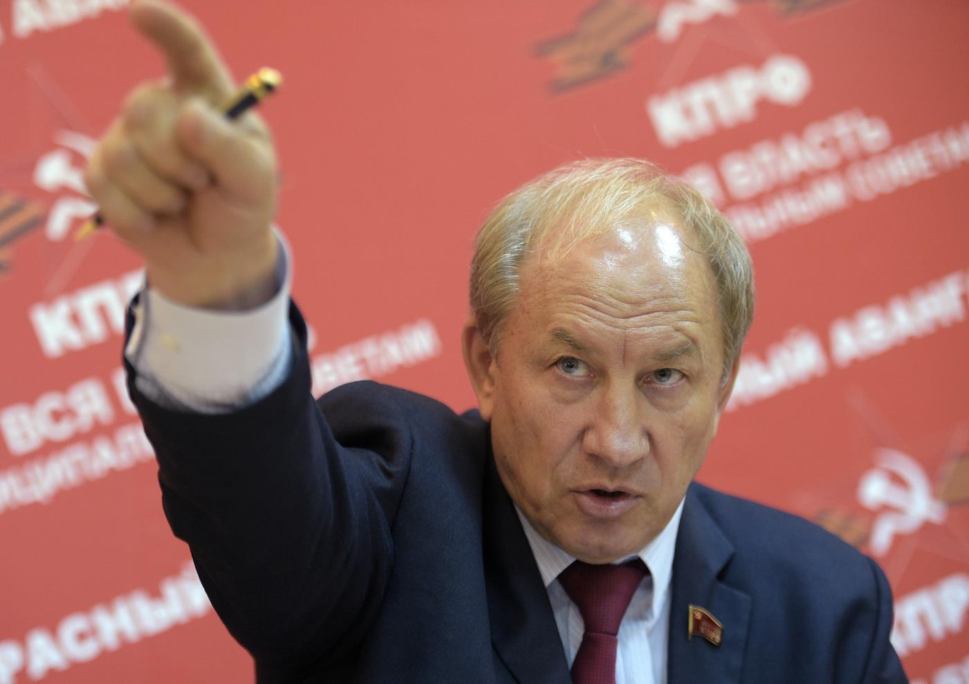 Валерий Рашкин<br><br>автор фото&nbsp;Глеб Щелкунов/Коммерсантъ