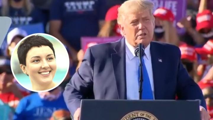 Пермячка отвергла обвинения WSJ о своей причастности к досье на Трампа