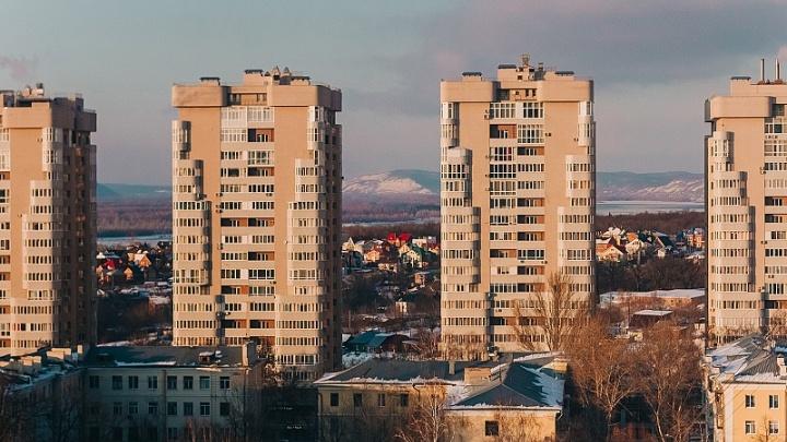 В Самарской области только 34% семей могут позволить себе ипотеку