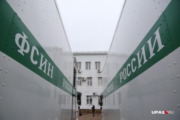 Беглеца нашли оперативники МВД вместе с сотрудниками ФСИН