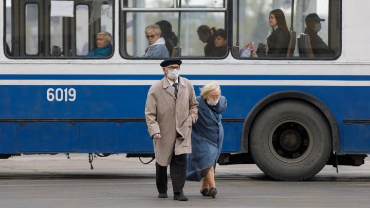 «Недовольны жизнью в самоизоляции»: в Волгограде меньше всего в России уверены в завтрашнем дне