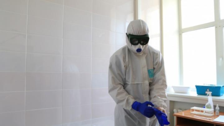 Число больных в Новосибирской области перевалило за 600 — свежая статистика
