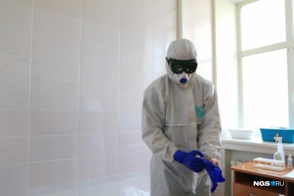 За сутки в Новосибирской области коронавирусом заразился 51 человек