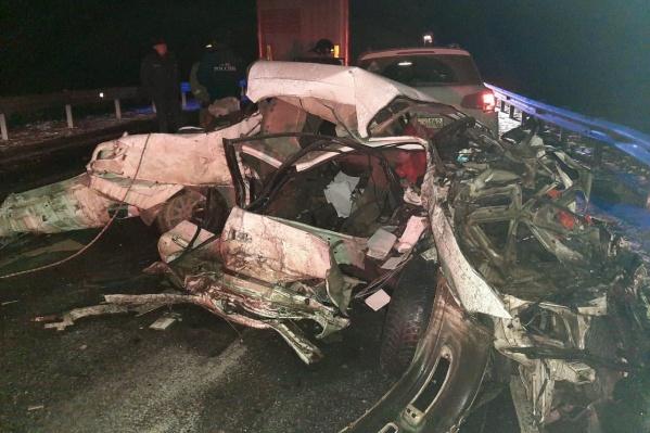 Погибший водитель «Тойоты» был без прав