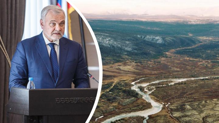 Врио главы Республики Коми предложил изменить границы нацпарка «Югыд ва» ради золотодобычи