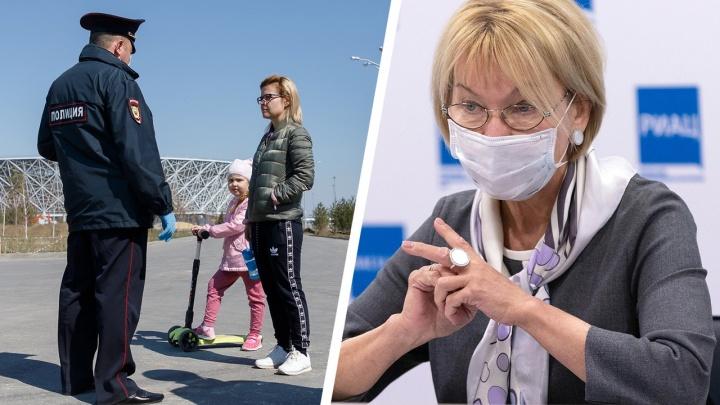 «Время предупреждений закончилось. Настало время штрафов»: вице-губернатор об ужесточении мер в Волгограде и области