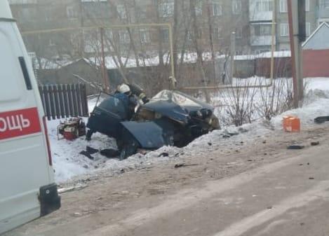 Стрелка спидометра застыла на отметке «100»: в Новосибирской области произошло смертельное ДТП
