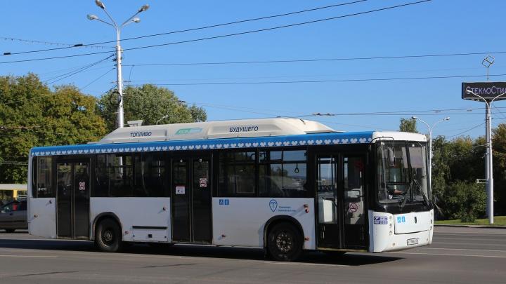 В Уфе воскресили кладбище автобусов «Башавтотранса»