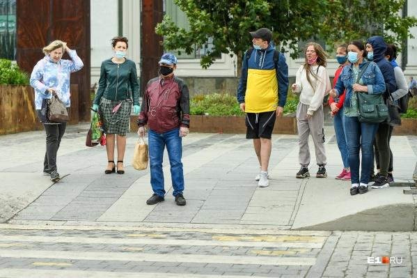 В 2020 году указ губернатора обязывал горожан носить маски на улице. Позже масочный режим оставили только для помещений