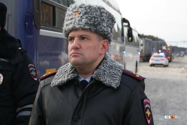 Алексей Кисляков возглавлял свердловскую автоинспекцию в течение двух лет