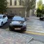 В Волгограде десятку автохамов выписали штрафы за неправильную парковку