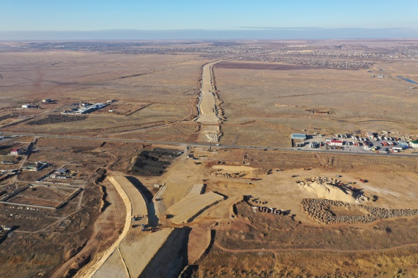 Земли нужны для строительства обхода Волгограда