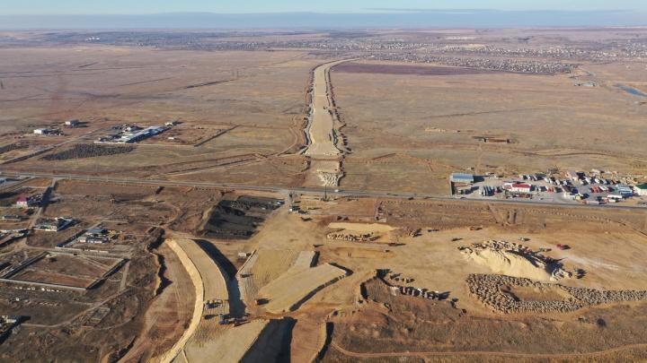 В Волгоградской области изымают земли для строительства обхода Волгограда