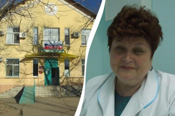 Участковый терапевт работала в поликлинике Красноармейского района