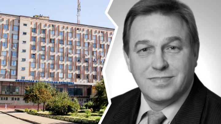 «Выявлено заболевание лёгких»: врачи рассказали о смерти профессора Ярославского медуниверситета