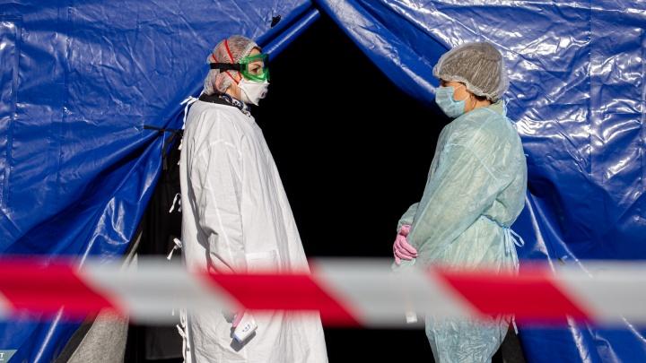 Хроники коронавируса: под аппаратами ИВЛ в тяжелом состоянии 29 дончан