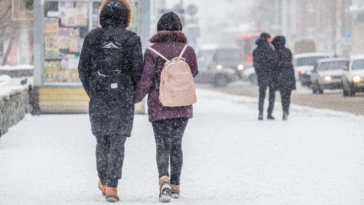 В Прикамье на неделе ожидается похолодание и мокрый снег